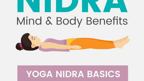 Yoga Nidra article from Leah Zerbe