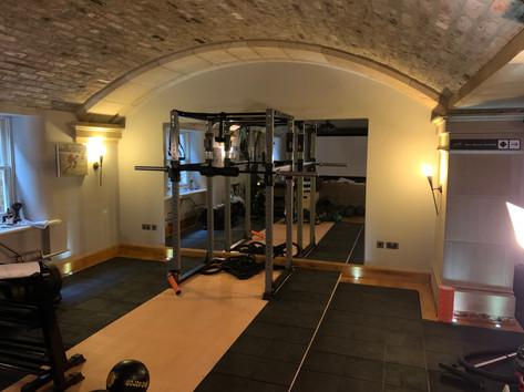 Custom gym mirrors made to measure