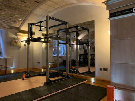 Custom mirrors for gyms