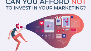 Can you afford (not) to invest in a marketing agency?