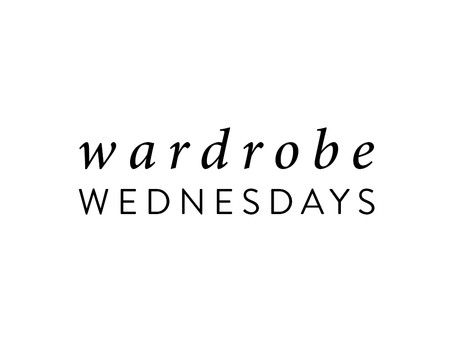 Wardrobe Wednesdays Week 7: How to go from messy to Monica