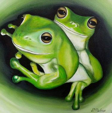 Cosy Frogs