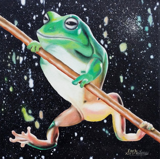 Strong Frog