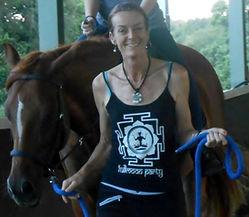 Suzy Maloney Happy Horses Bitless