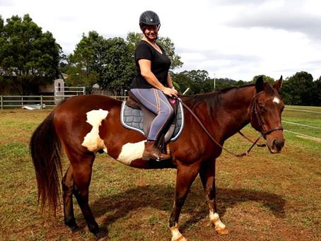 Shut-Down Horses