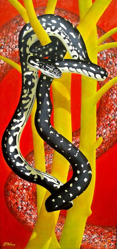 Sacred Serpent