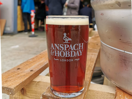 British beer done Right! Anspach & Hobday