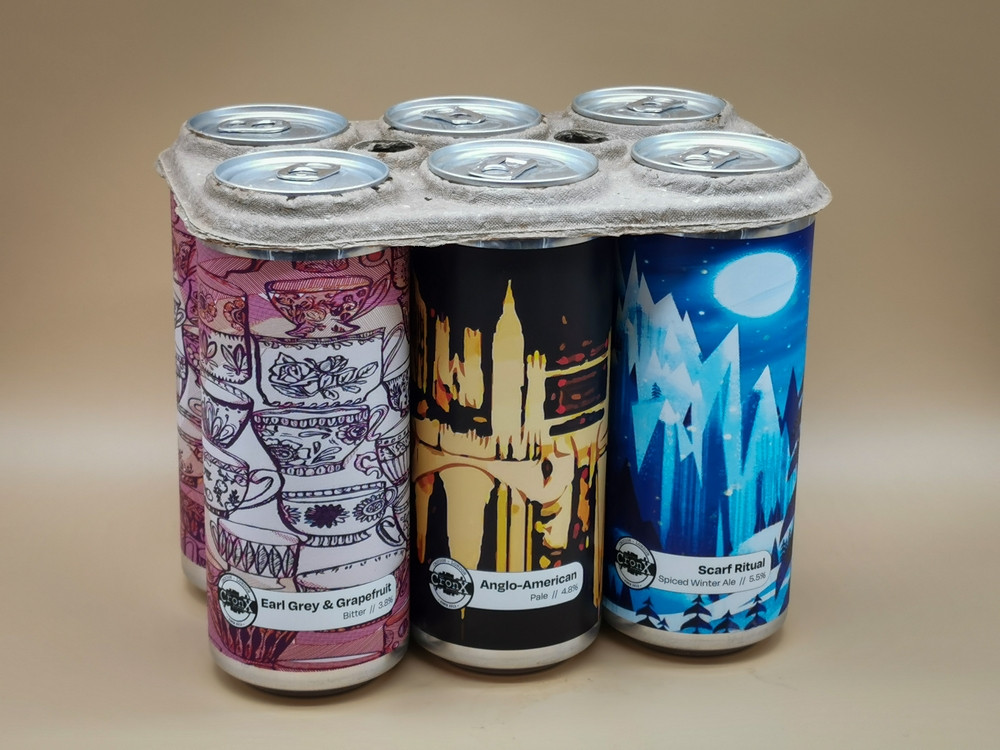 six pack specials beer collection
