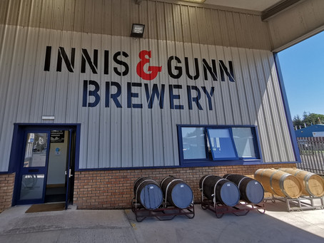 Innis and Gunn and Barrel aged Beers