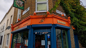 Ganapati, great South Indian food in Peckham Rye