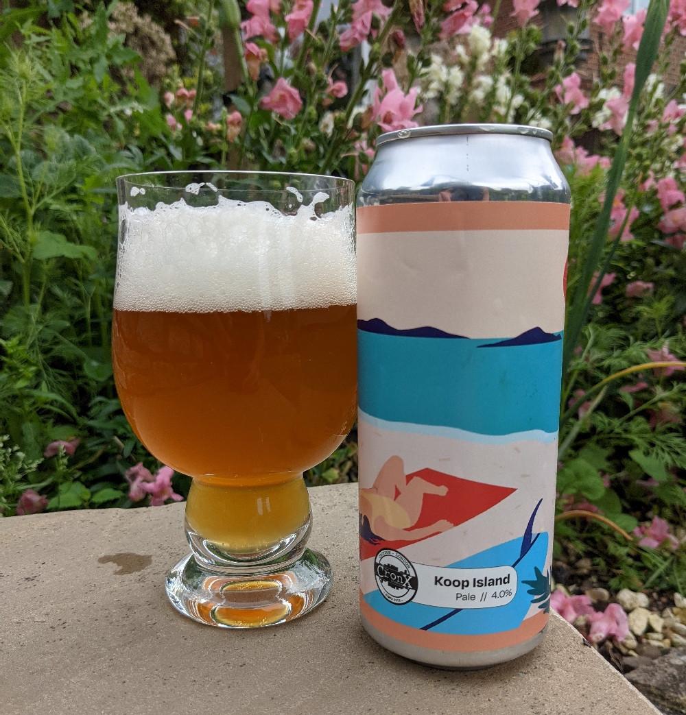 Koop Island new beer