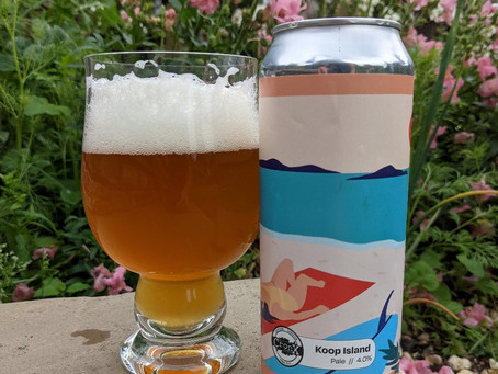 Cronx Brewery's new Tropical Pale