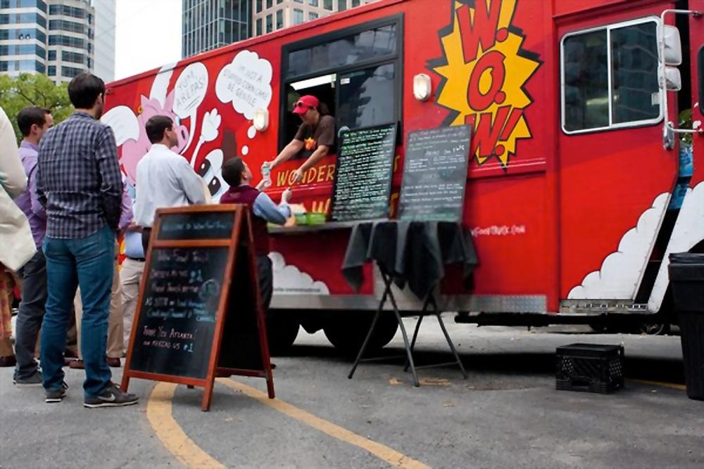 WiFi Marketing dan Food Truck, Sinergi Bisnis Omset Jutaan Per Hari | Wificolony