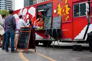WiFi Marketing dan Food Truck, Sinergi Bisnis Omset Jutaan Per Hari