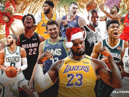 NBA Christmas Day Preview: What to Watch For