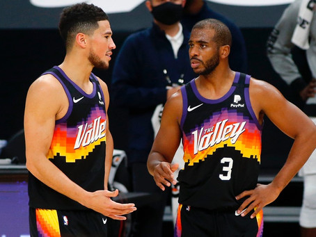 The Phoenix Suns: A Gambling Anomaly