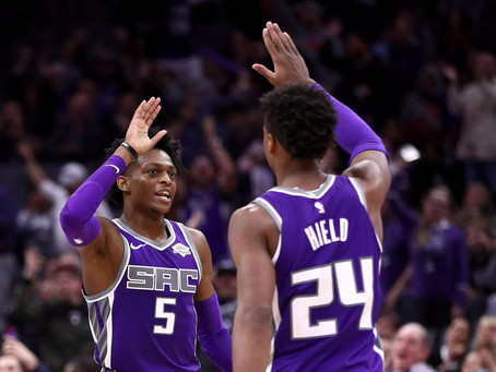 How have the Sacramento Kings Covered the Spread in their Last 8 Games in a Row?