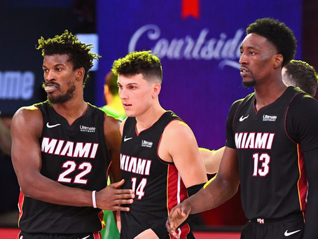 This is why You Should be Betting HEAVY on the Miami Heat the Rest of the Season !