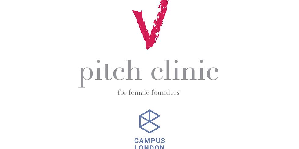 Voulez Monthly Pitch Clinic @ Google Campus London