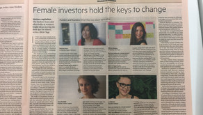 Female investors hold the keys to change