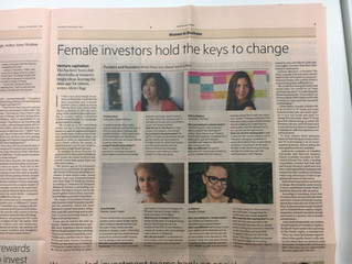 Female investors hold the keys to change