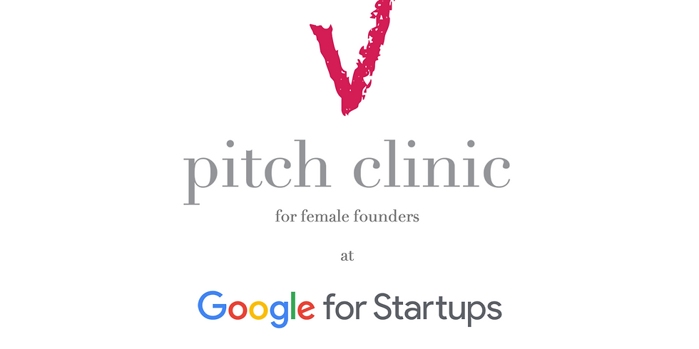 Voulez Monthly Pitch Clinic @ Google for Startups
