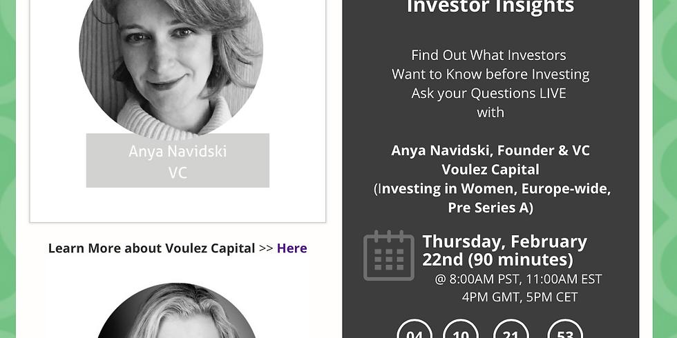 Investor Insights Webinar