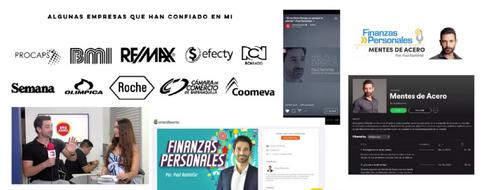 Algunas Empresas y Medios