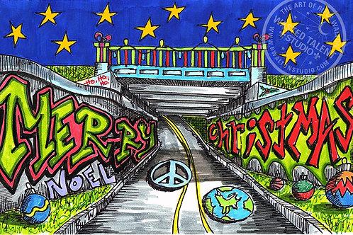 'Graffiti Greetings' 12 card set