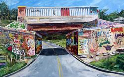 Graffiti Bridge 2019