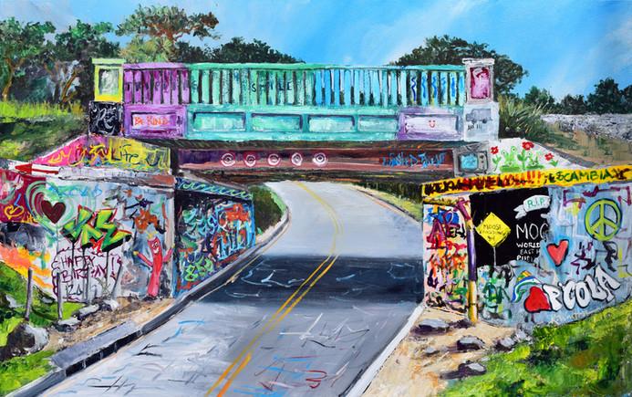 Grafitti Bridge