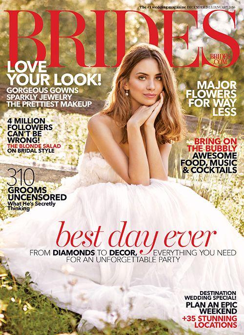 Brides Magazine 2015