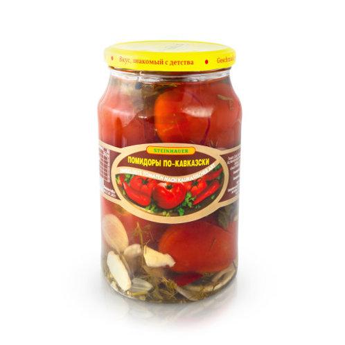 Steinhauer eingelegte Cherry Tomaten (700 g)