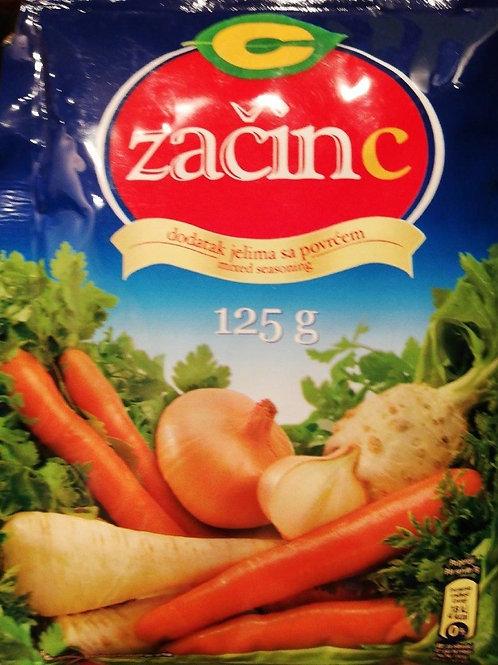 Zacinc Gewürzmischung mit Trockengemüse (250g)