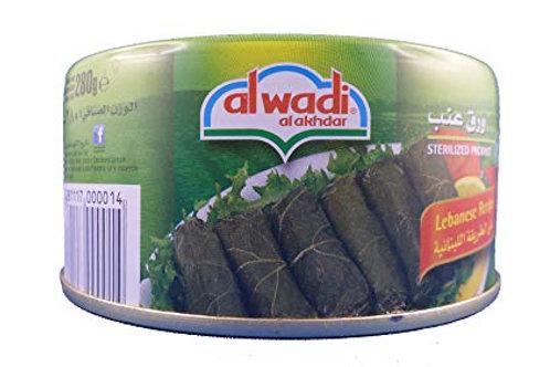 Alwadi gefüllte Weinblätter (2000 g)