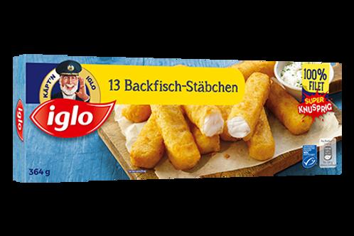 Iglo Backstäbchen (13 Stk)