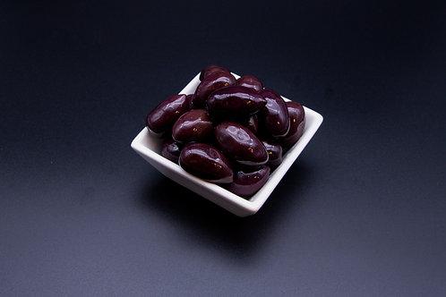 Schwarze Marokkanische Oliven (100g)