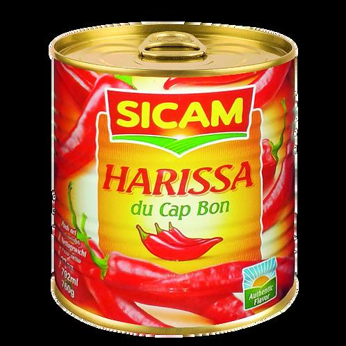 Sican Harissa Scharfe Würztube (70 g)