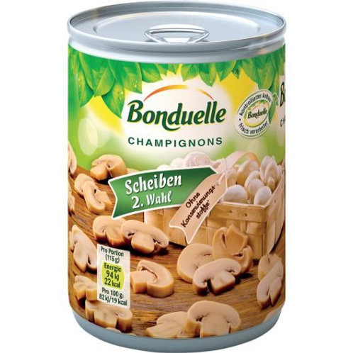 Bounduelle Champignons (400 g)