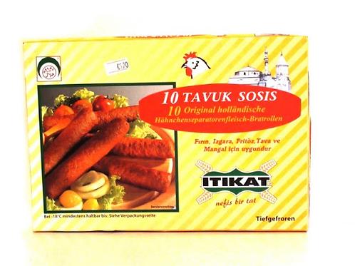 Ititak Bratrollen aus Hühnerfleisch Tiefgefroren (2600 g)