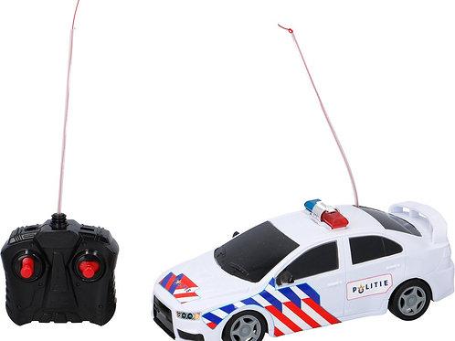 Polizei Auto ferngesteuert
