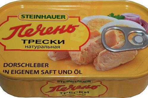Steinhauer Dorschleber (120 g)