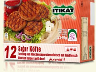 Hühnerburger Tiefgefroren (840 g)
