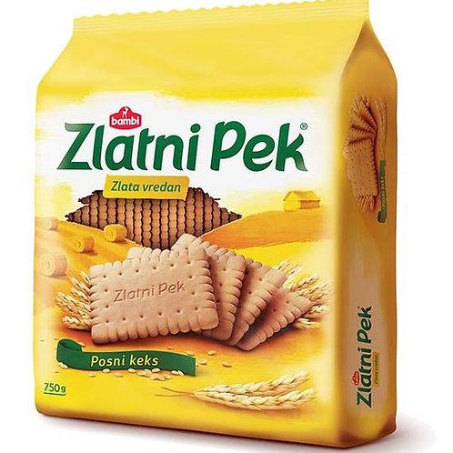 Zlatni Pek Kekse (750 g)