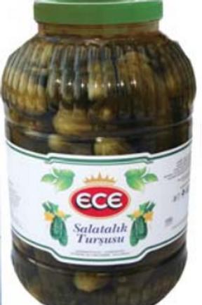 Ece eingelegte Gurken (590 g)