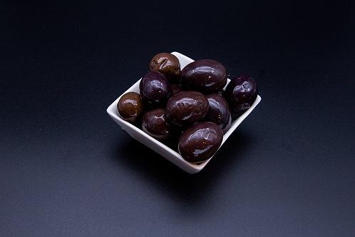 Schwarze Mammuth Oliven (100g)