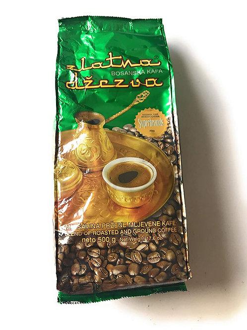 Zlatna Bosnischer Kaffee (500g)