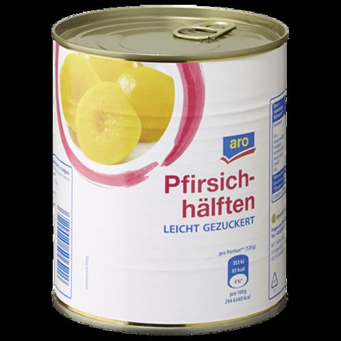 Aro Pfirsich Hälften (820 g)