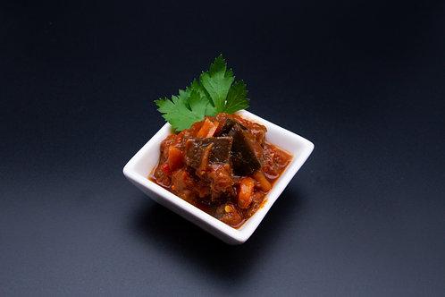 Melanzani Paprika Tomaten