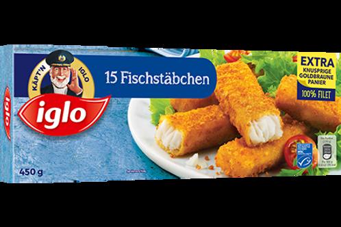 Iglo Fischstäbchen (15 Stk)